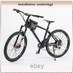 26/27.5/29 MTB Bike Air Suspension Forks Rebound QR Manual Remote Disc Cycling