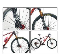 26/27.5/29Bicycle Front Fork MTB Mountain Bike Air Suspension Spring Shock Fork