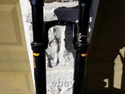 29er Bike Specialized Brain Rockshox Fork Tapered Air Sram XC Fits Trek Cut Tube