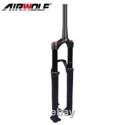 29er mtb Boost Suspension Fork Mountain Bike Aluminum Air Shock Thru Axle Forks