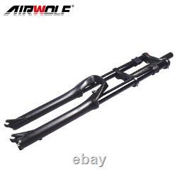 Airwolf 29 MTB Air Suspension Fork 170mm Travel Cycling DH Bike Forks 1009mm