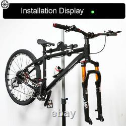 BOLANY 264.0 Fat Bike Air Suspension Fork 120mm MTB Beach Snow Bicycle 1-1/8