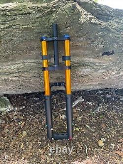 Downhill Air Fork Mountain Bike DH36A Boost 27.5inch Suspension 170mm Air Bike
