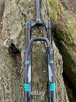 Enduro Fork Mountain Bike XC36AE Boost 27.5 Suspension 140mm Air Bike Electric
