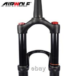 Full Suspension Fork 29er mtb Boost Mountain Bike Air Shock Tapered Forks 11015