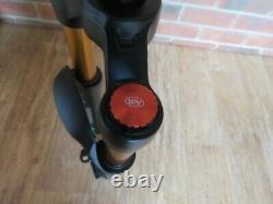 MTB Air Bike Suspension Fork XC32A 26 inch Black 140mm Travel Rebound