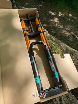 MTB Air Fork 27.5 Downhill Mountain Bike DH36A Boost Full Suspension 170mm Forks