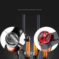 MTB Suspension Bike Air Fork 26/27.5/29 Adjustment Manual/Remote 120mm Disc QR