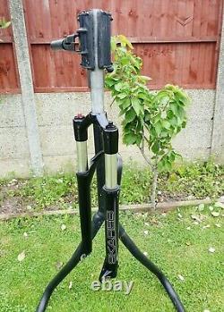 Manitou Skareb Forks 80mm Travel / Air Suspension Fork QR Mountain Jump DH Bike