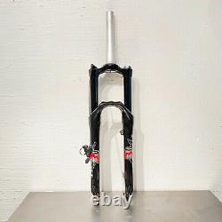 Marzocchi Bomber 44 RLO 140mm travel 150mm length 26 Tapered Air Fork Lockout
