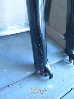 ROCKSHOX REBA U-TURN DUAL-AIR suspension fork 26 1-1/8 steerer