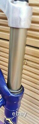 Retro Marzocchi Bomber Z4 air mtb suspension fork 100mm 26 1 1/8