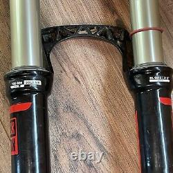Rock Shox Recon Gold RL 27.5 Solo Air 100mm Travel 15mm Maxle 182mm Tapered