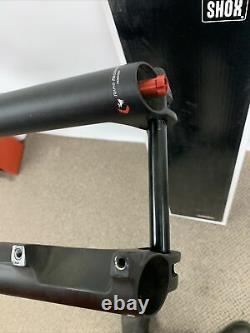 RockShox SID RL Solo Air Suspension Fork Black 100 mm Travel 15mm Maxle 15x100mm