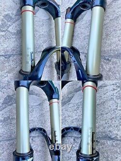 Rockshox Lyrik Rc2l Solo Air Mountain Bike 160mm Fork 26 1 1/8 Charger Damper