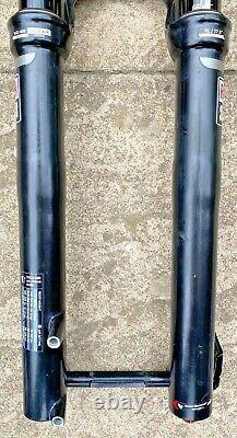 Rockshox Revelation Rl 140 Solo Air Mountain Bike Fork 27.5 15mm Axle Tapered