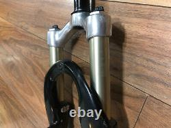 Rockshox SID 100 2001 Hydra Air 26 Wheel 1-1/8 Disc Or V Brake Lightweight