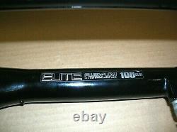 Skareb Manitou Elite TPC Air Coil MTB Fork 26 1 1/8 Threadless Disc Brake 100mm