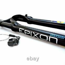 Suntour Epixon Epicon XC Air Fork 27.5 / 29 MTB Travel 100mm 120mm with Remote