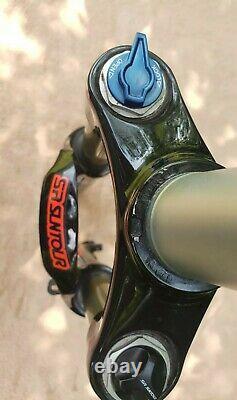 Suntour RAIDON Air/Oil Fork 29 100-130mm with 15x100mm Through Axle