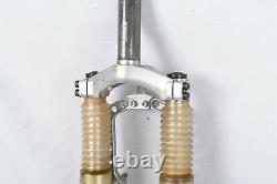 Vintage & Rare Trek Mogul Black Diamond Air/Oil Suspension Fork 1 1/8 80mm 26