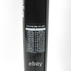 X-Fusion Enix RL2 Fork 26 1 1/8in 120mm Travel 9mm Disc Air Black